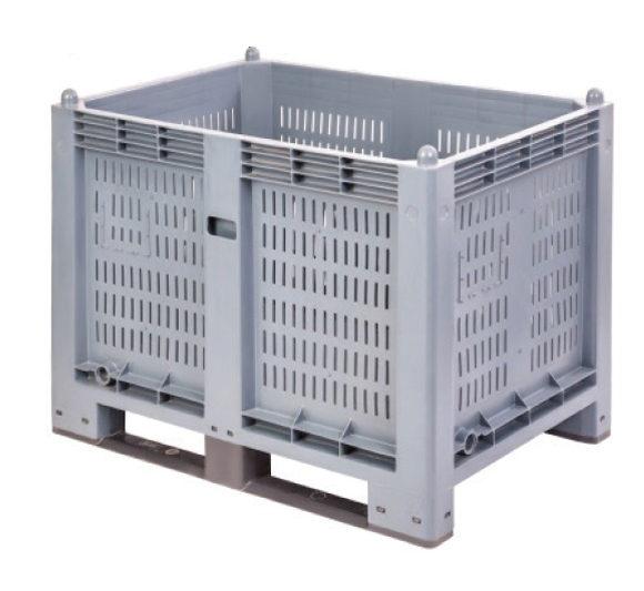 CTHI-T Perforalt reg alapanyagos konténer