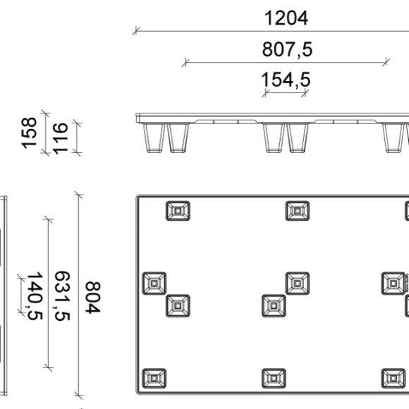 STZ-800 Szerkezeti